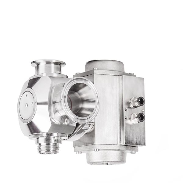 Valve for 15 DN dense products
