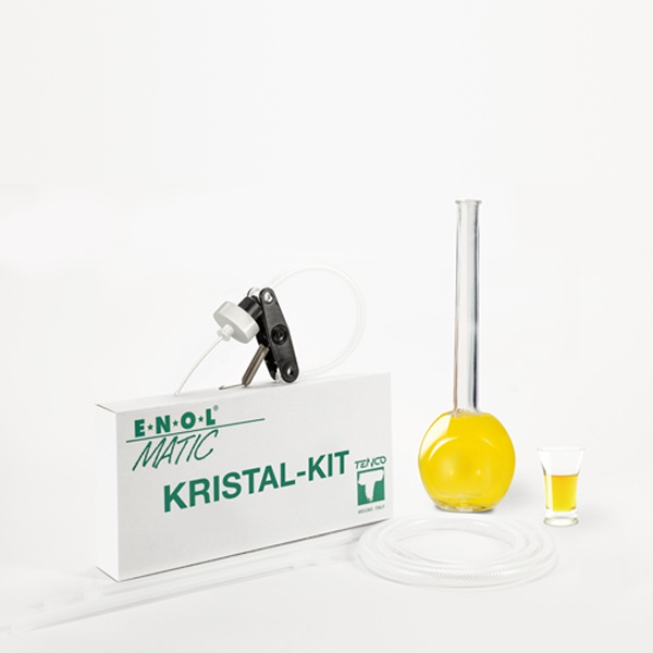 The kristal kit and its packaging