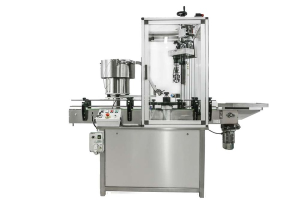 Automated capping machines